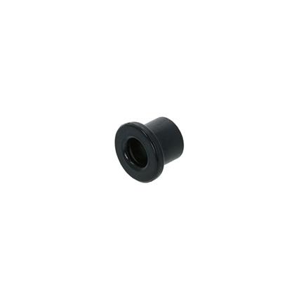 Melkbeker rubber zwart