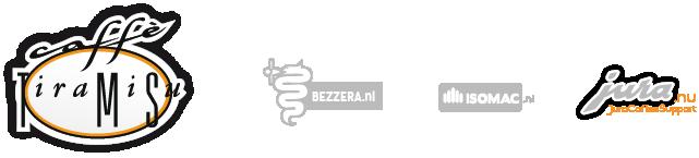 Caffè Tiramisu – La Casa del Caffè Logo