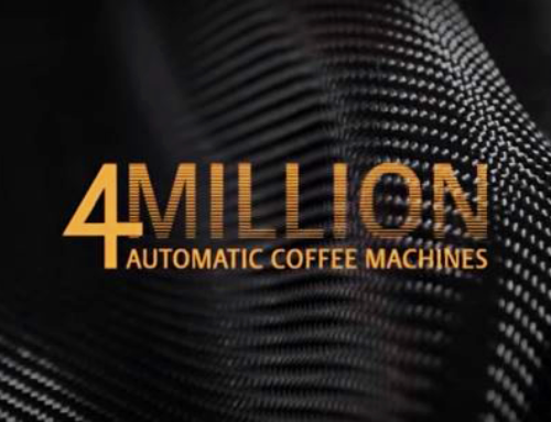 Wereldwijd 4 miljoen Jura machines verkocht!