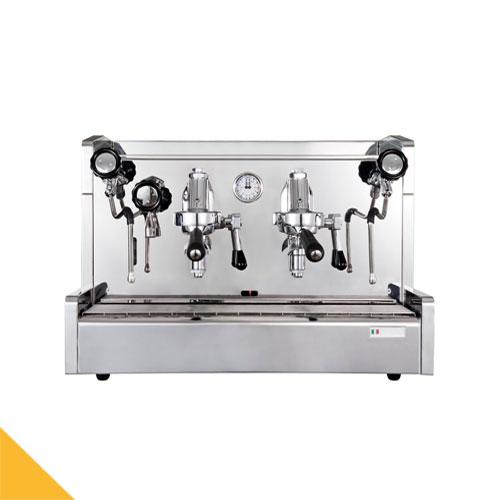 2 groeps espressomachine