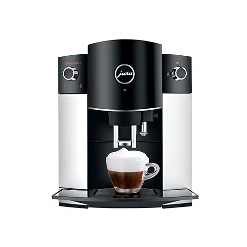 Jura D6 Platina koffiemachine