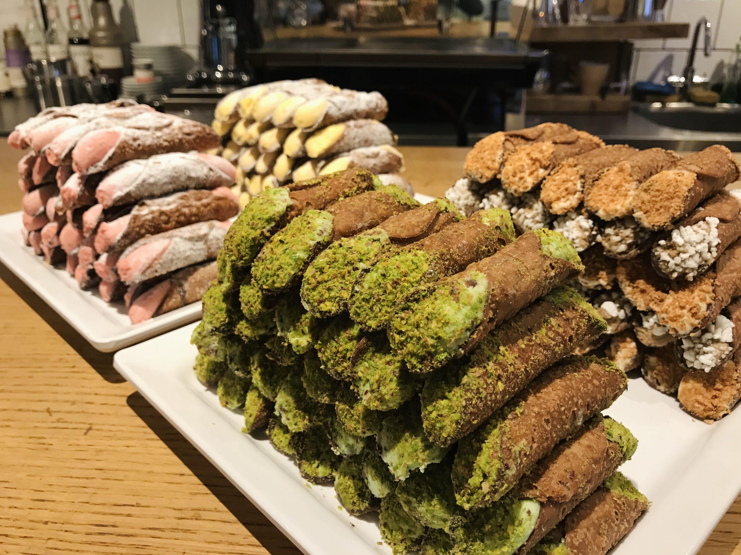 Cannoli Italiaanse koekjes
