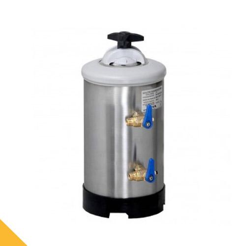 Waterontharder espressomachine