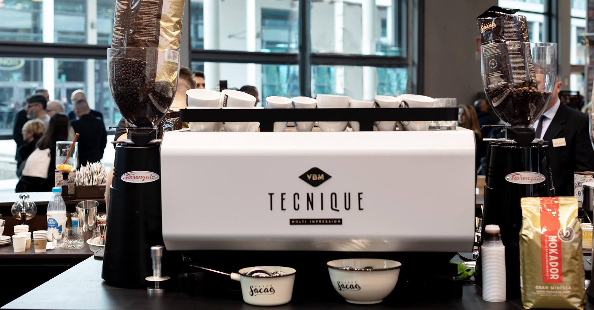 Vibiemme espressomachine