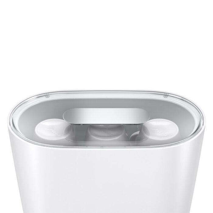 Kopjeswarmer wit